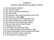 Chapter 5 QM lecture notes