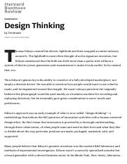 Brown, 2008 - Design Thinking.pdf