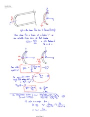 Class 21 Notes problems and solutions