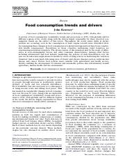 Food Consumption Trends and Drivers.pdf