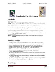 Introduction to Microscopy.doc