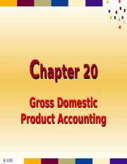 Cap 20 gdp_acct_powerpoint