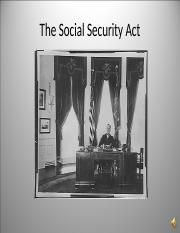 The Social Security Act.ppt