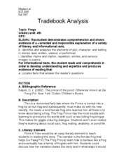 Tradebook Analysis