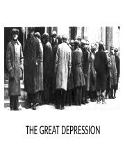 2K03 13 The Great Depression p