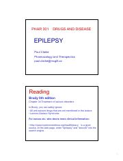 Lecture 3 - PHAR 301 Epilepsy 2016 Clarke for MyCourses.pdf