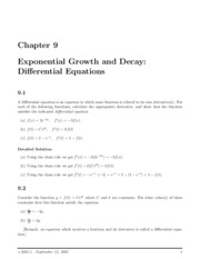 chapter9ProblemsAndSolutions