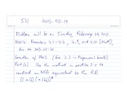 Compiler Construction Notes 8