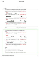 Financial Accounting online assignment   CH7