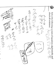 Finding Roots Of Equations