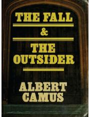 Camus, Albert - The Fall & The Outsider (Lythway, 1977).pdf