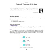 LAB_4 - Network Theorems and Devices