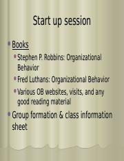 Organizational Behavior Book By Fred Luthans
