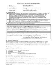 Rpp B Indo Kelas 10 Rev 2018 3 9 Dan 4 9 Menyusun Laporan Buku Nonfiksi Dan Fiksi Docx Rencana Pelaksanaan Pembelajaran Sekolah Mata Pelajaran Course Hero