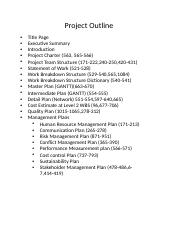 Expanded Project Outline (1)