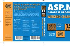 ASP.NET Database Programming Weekend Crash Course (2002)