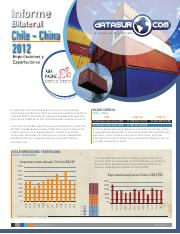 01 Informe Bilateral Chile China 2012