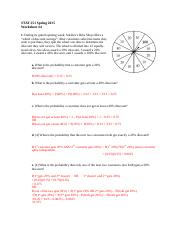 Worksheet Assignment 4-Solutions - S15.docx
