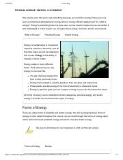 Activities - Physical Science - 01.05 Energy.pdf