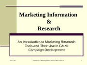 Marketing_Research-Presentation(STUDENT)