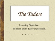 Tudor_Exploration