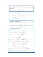 Calculus 2  Ch 10 and 11 Formulas ONLINE