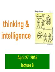 Chapter+8+Thinking+%26+Intelligence+Handout