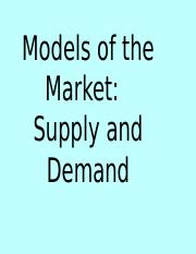 supply and demand-2017