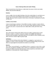 BARRIERS TO CRITICAL AND CREATIVE THINKING.docx