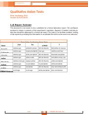 Qualitative Anion Tests-2