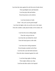 "Poem - ""where I'm From"""
