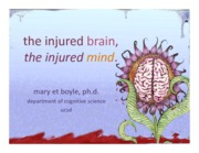 22-COGS11-F13-The Injured Brain