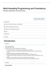 F16 15-619 Cloud Computing- (writeup_ Multi-threading Programming and Consistency) - TheProject.pdf