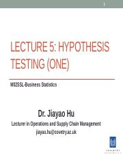 W5_Hypothesis Testing 1