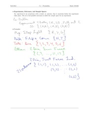Math 170 Section 7.1
