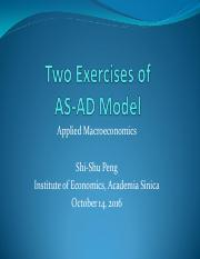Two Exercises of AS-AD Model.pdf