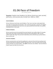 01.06 Face of Freedom.docx