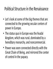 Political-Structure-in-the-Renaissance.ppt