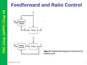 PDC 15 - Practical Feedforward and ratio control