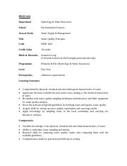 HWR 1642 WATER QUALITY PRINCIPLES COURSE OUTLINE (1).doc