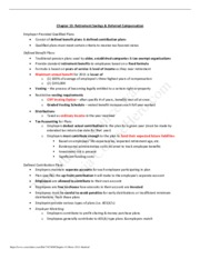 Chapter 13 Notes 2011 - Student