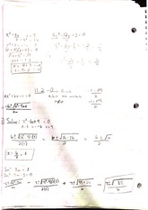 rationalizing fractions (continued)