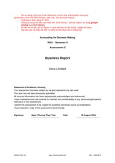 Re05.203 - report template2014s2