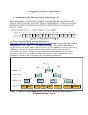 Average case analysis of binary search.pdf