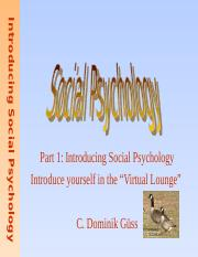 Week 01 Myers01_ppt  Introducing Social Psyc and Methods-2