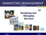 Chapter 11 Designing and Managing Services (Summer 2013)