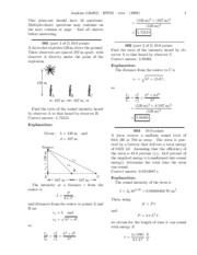 PHYIIHW2Solutions
