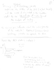 Supplemental Lecture Notes on Thermodynamics in Chemistry
