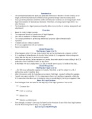 International Marketing Chapter 7 Notes
