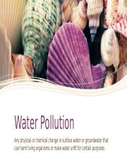 Water Pollution [Autosaved].pptm
